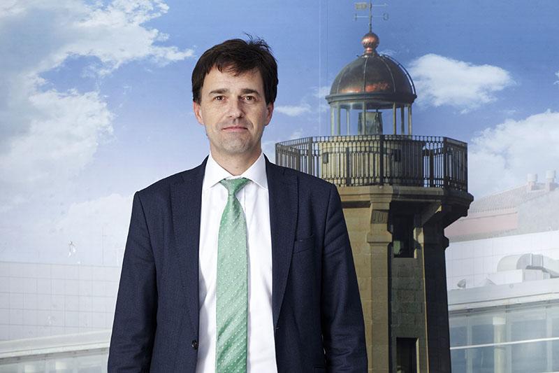 Antonio Góngora Representante Administración General del Estado