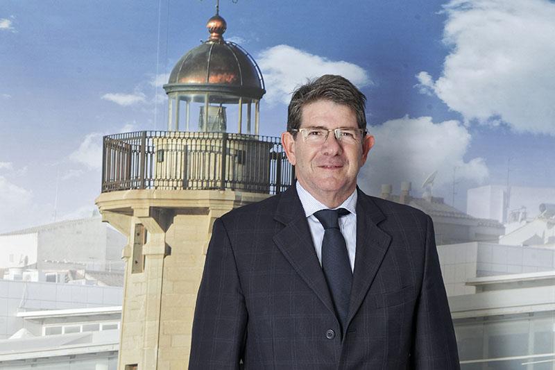 Carlos Cabrera Representante de la Generalitat Valenciana
