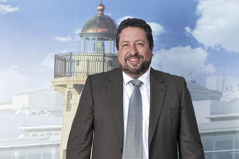 Javier Moliner Representante Administración General Estado