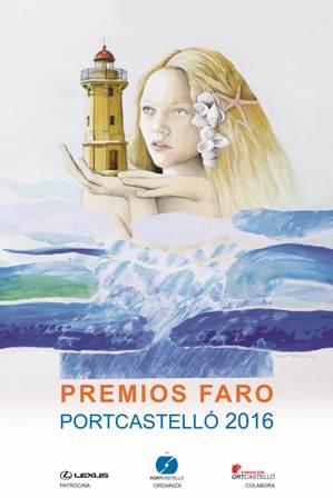 cartel de los Premios Faro 2016