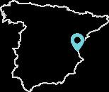 mapa de las mareas en el footer