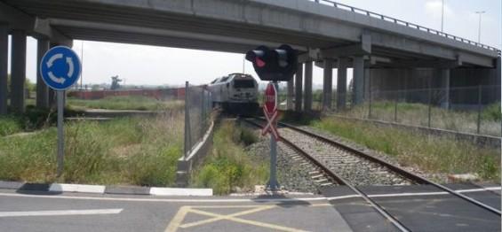 imagen del ferrocarril por las vías