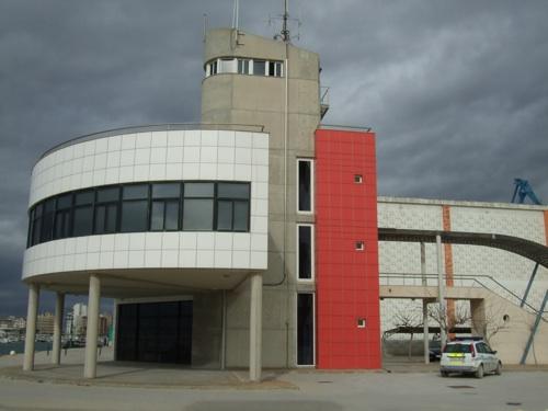 Puesto de Castellón Port Control para la seguridad del puerto