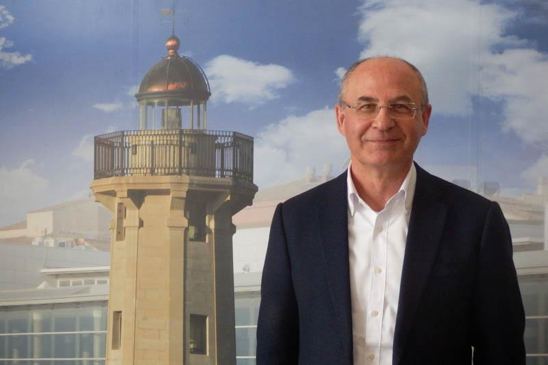 Carlos Domingo Representante de la Generalitat Valenciana