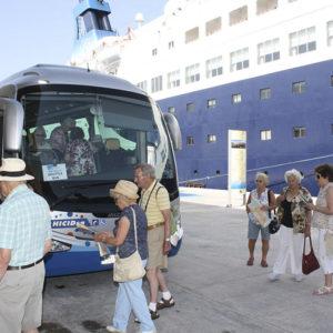 Autobuses lanzadera centro ciudad gratuitos