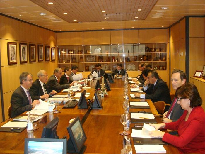2012_12_12_consejo de administracin y entrega a c. fabra