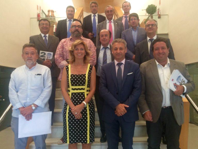 Consejeros del puerto de Castellón aprueban las cuentas del 2015