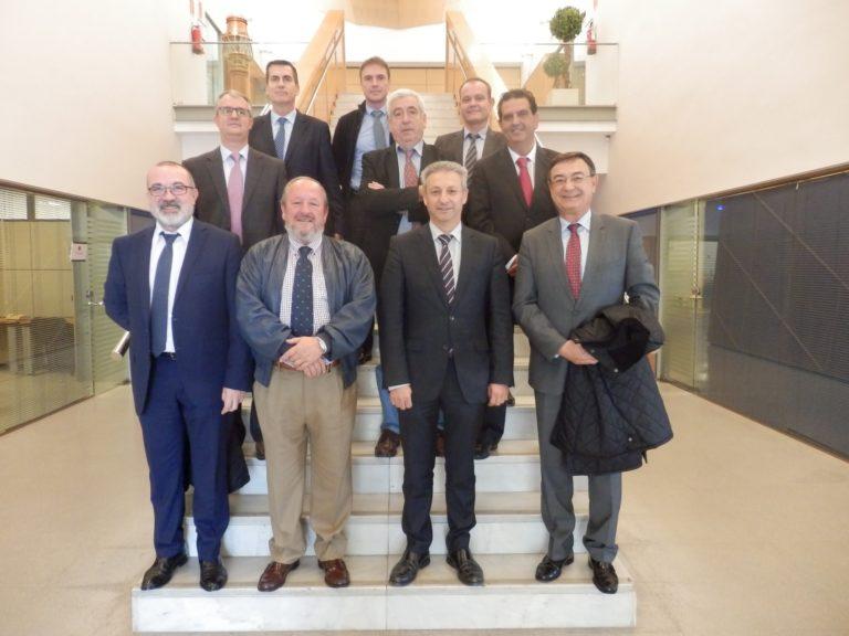 PortCastelló acull la reunió del comité executiu de consignatàries d´ANESCO