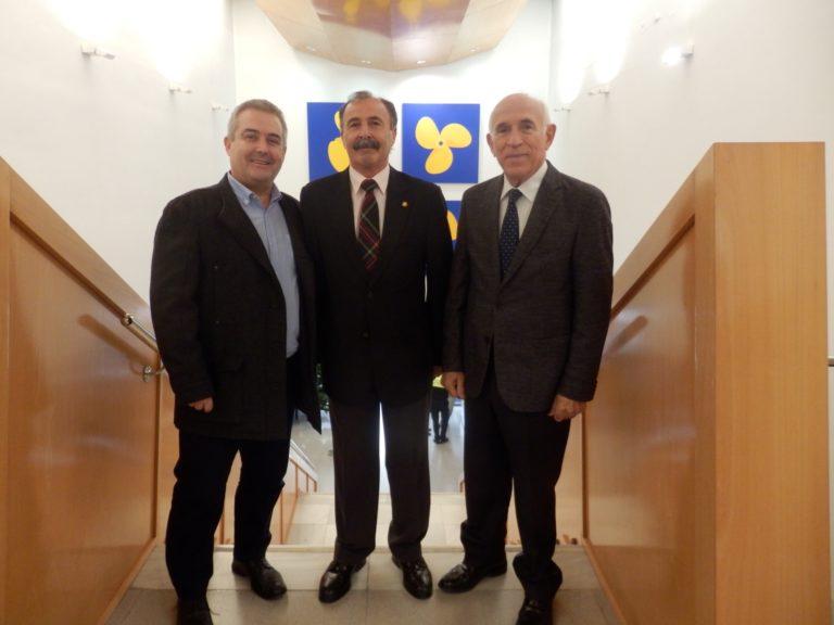 La Autoridad Portuaria acoge la asamblea anual del Propeller Club Castelló