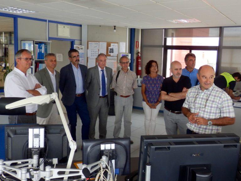 PortCastelló se reúne con la Agencia de Seguridad y Emergencias