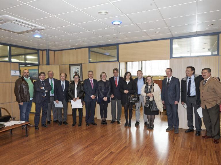 Consejo de Administración del puerto de Castellón