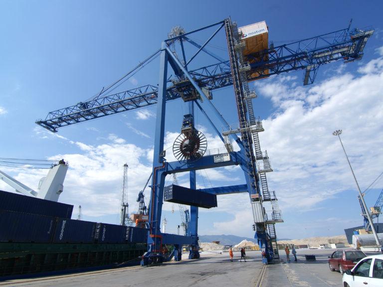 El puerto de Castellón se confirma en el Top 10 del sistema portuario español
