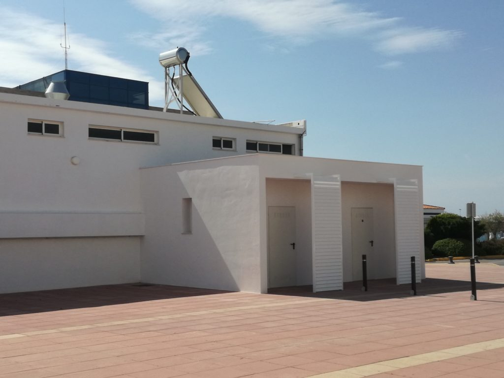 PortCastelló invierte 2180.000 euros en el muelle de Costa