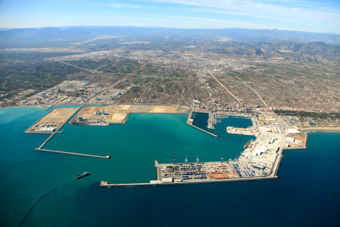 REunión de presidentes de puertos de España