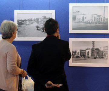 Exposición en Edificio Moruno