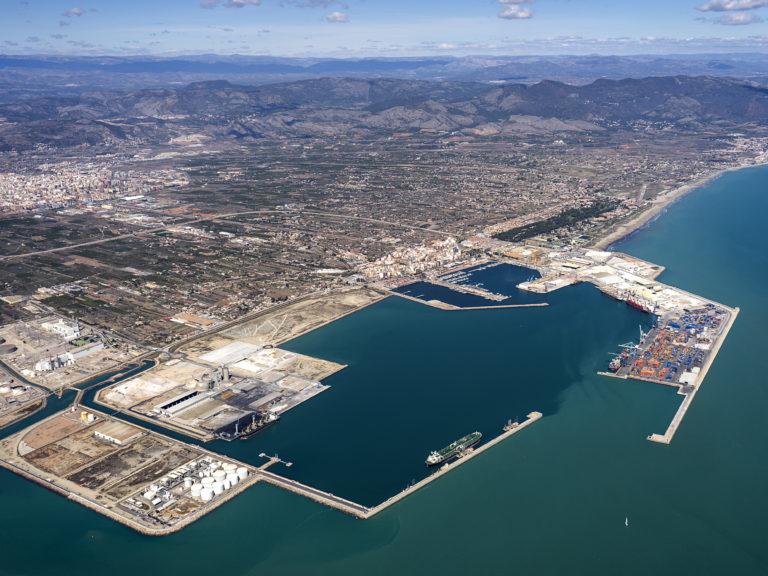 Foto aérea PortCastelló