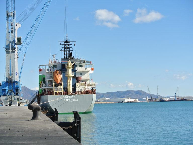 El puerto de Castellón sigue batiendo récords