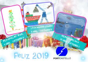 Ganadores concurso postales 2018