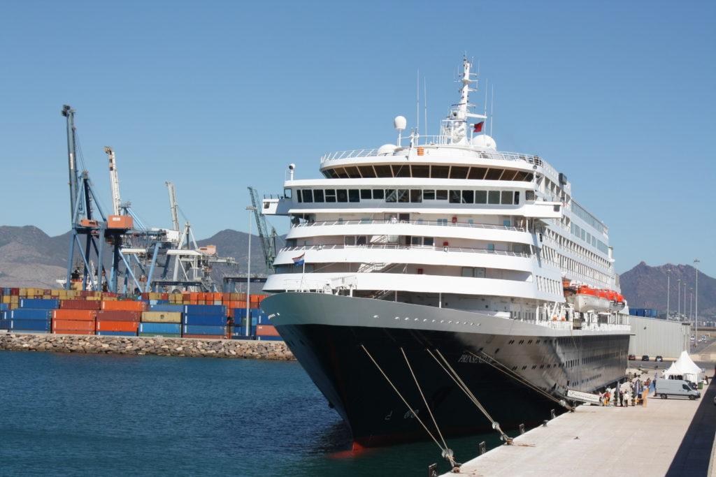 Crucero puerto de Castellón