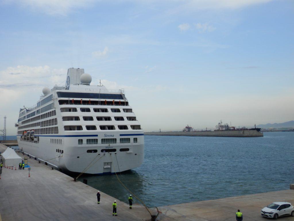 Crucero Sirena en PortCastelló
