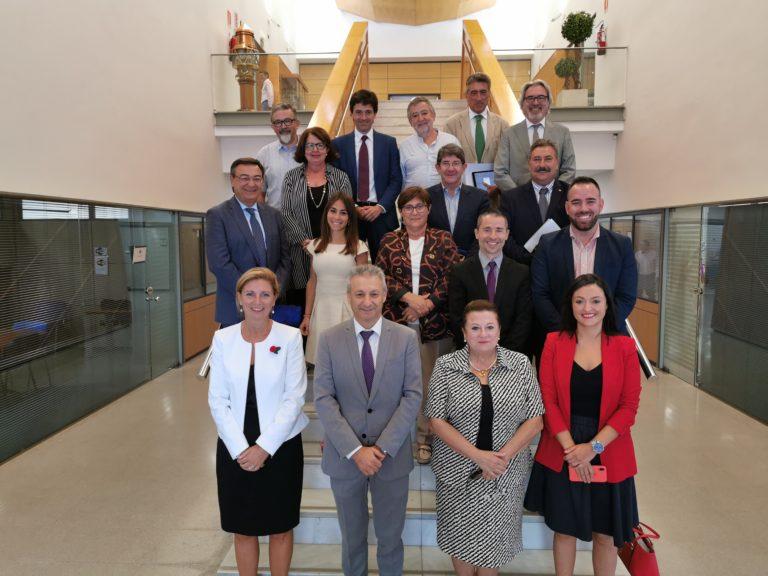 Consejo Administración Autoridad Portuaria de Castellón