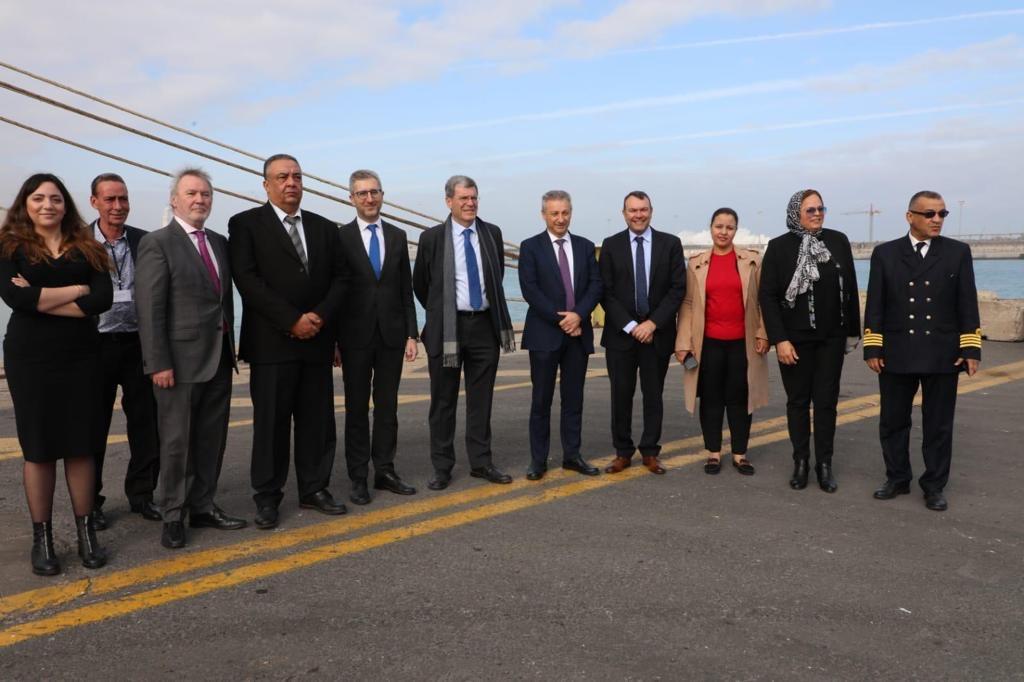 Viaje oficial a Marruecos