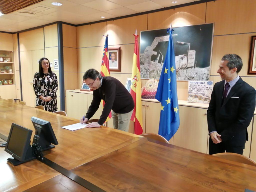 Sebastian Pla deja la vicepresidencia del Consejo