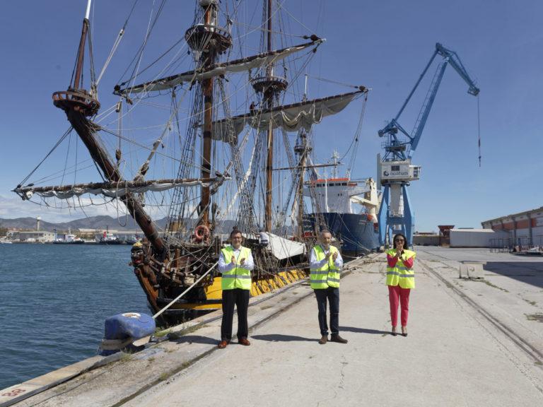 Toque sirenas puerto de Castellón