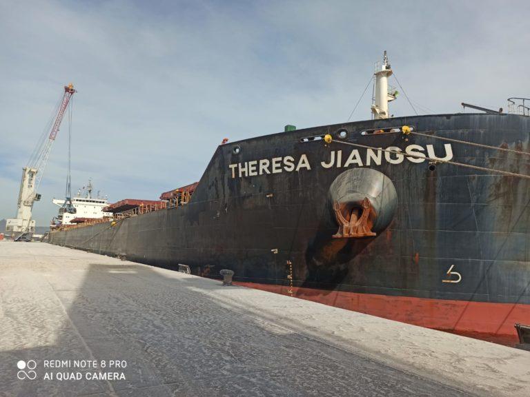 70.000 toneladas de arcilla