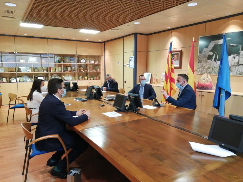 Reunión PortCastelló-ayuntamiento Vila-real