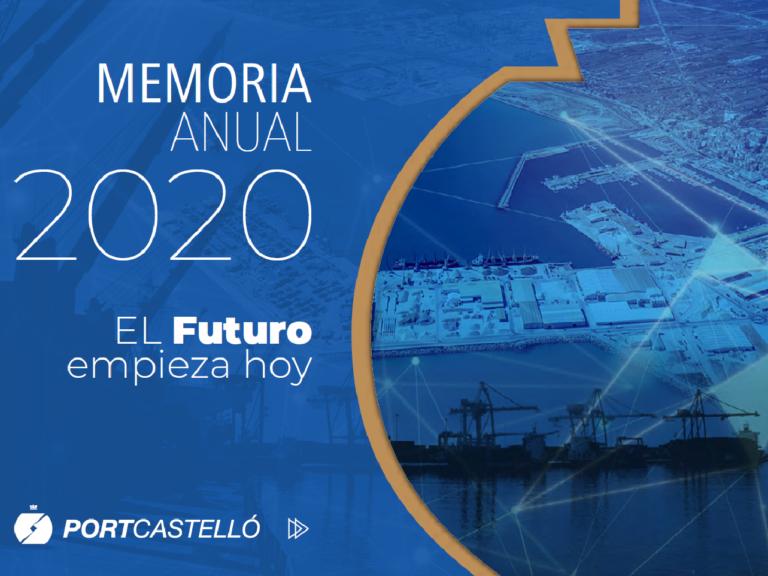 Portada Memoria Anual 2020